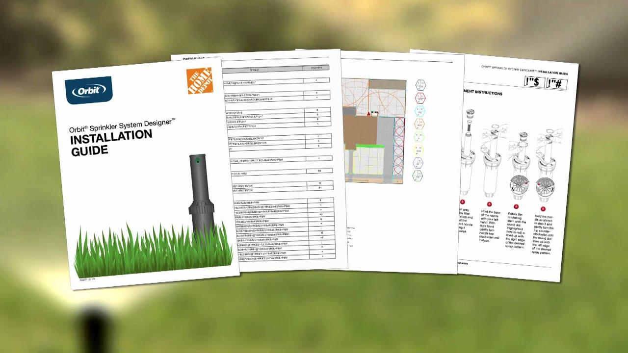 100+ [ Home Depot Sprinkler Design Tool ] | Dig Mini Sprinkler ...