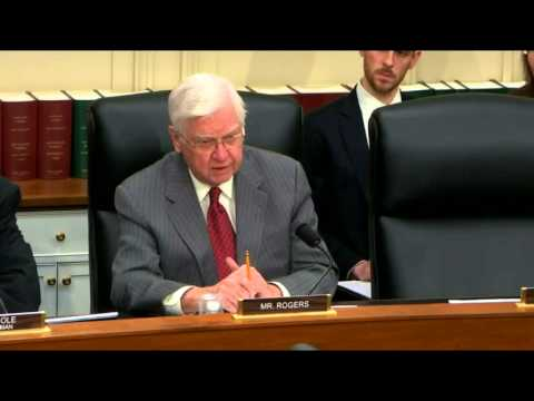 Hearing: Centers for Disease Control and Prevention Budget (EventID=104691)
