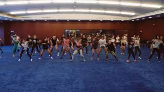 Black Sea Dance Camp 2017 Dancehall Class by Simona Mereu (Dancehall)