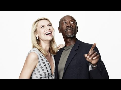 Actors on Actors: Don Cheadle and Claire Danes (Full Version)