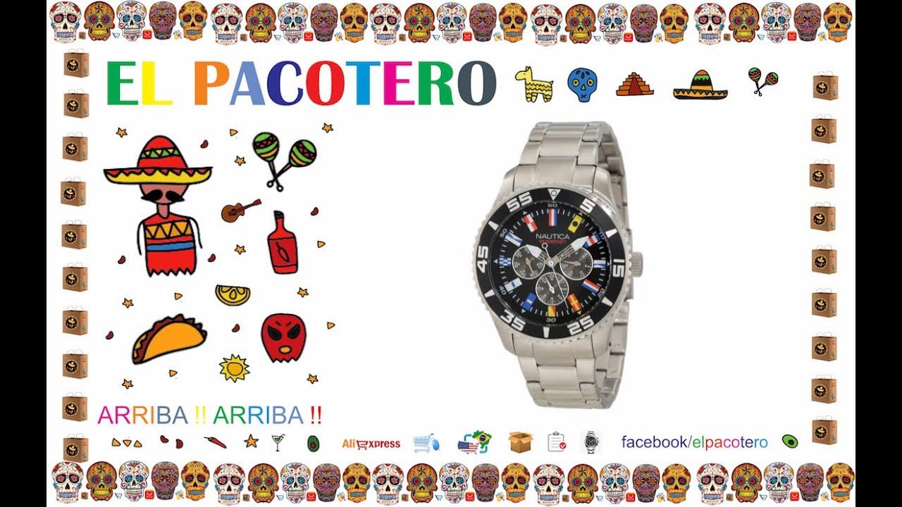 7ac4ec85897 Unboxing Relógio Náutica - Vivara Online - YouTube