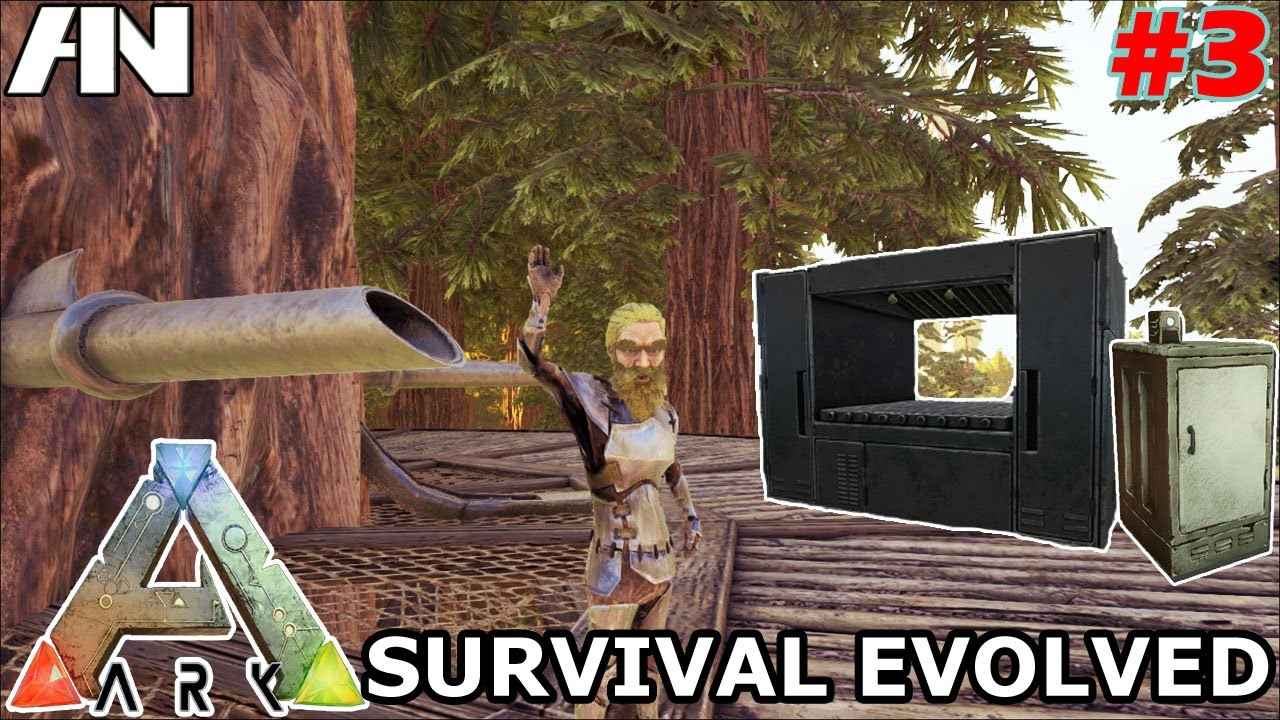 Ark survival evolved tree sap tap kitchen appliances 3 youtube ark survival evolved tree sap tap kitchen appliances 3 malvernweather Image collections