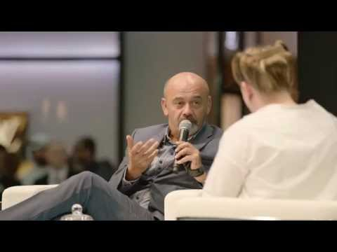 Christian Louboutin - Fashion Lecture 1 - VFDE 2015