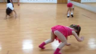 Детская гимнастика , фитнес для детей 3 - 5 лет. Открытый урок. Студия Гули Гули