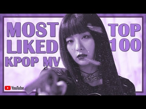 [TOP 100] MOST LIKED K-POP MV ON YOUTUBE• February 2018