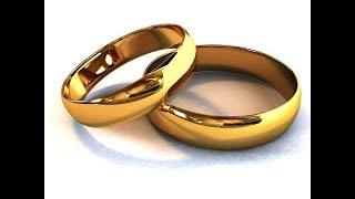 Как самому сделать крутые свадебные кольца!!!