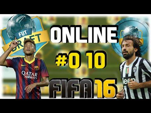 FIFA 16 Ultimate Team II Draft Online II #010 - Torfestival?! [Ps4]