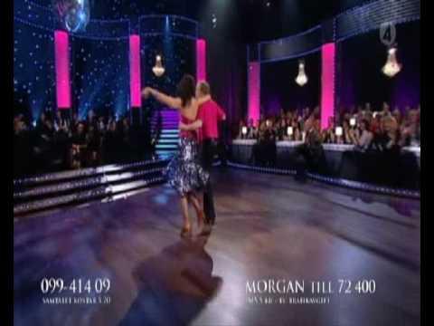 Morgan Alling in Let's Dance 2009-01-23