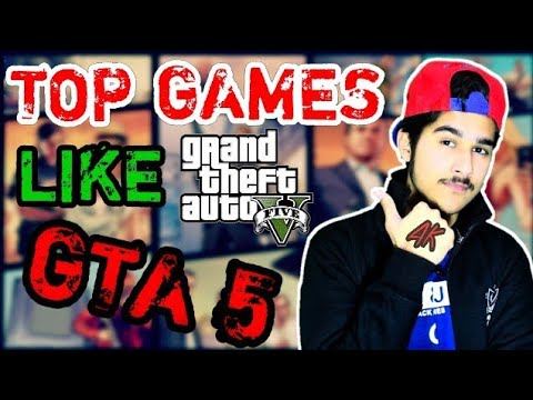 Top Android Games Like GTA 5 | You Must Play | With  Realastic Graphics 2018