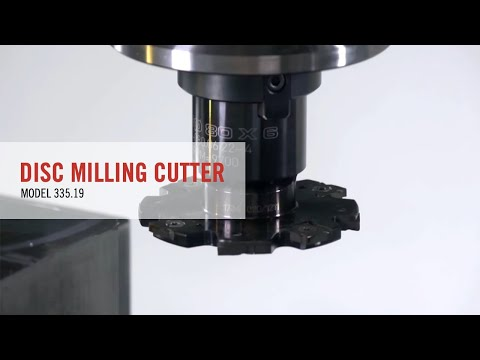 Disc Milling Cutter 335.19