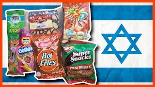 Brooklyn New York Treats from Israel Thanks Josh