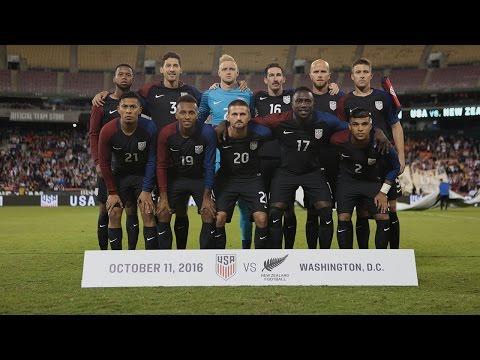 MNT vs. New Zealand: Highlights - Oct. 11, 2016