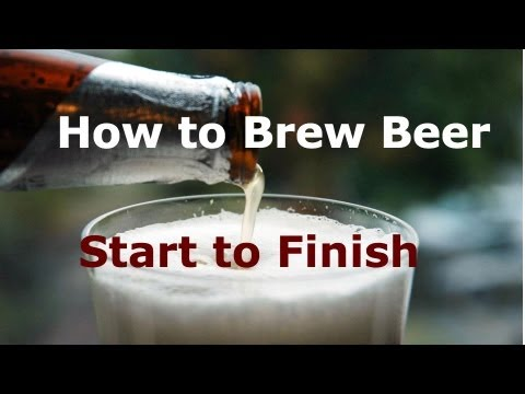 home brewing for the beginner essay What are the best beer making kits for beginners if you're new to home brewing, check out our faq section to see our recommendations.