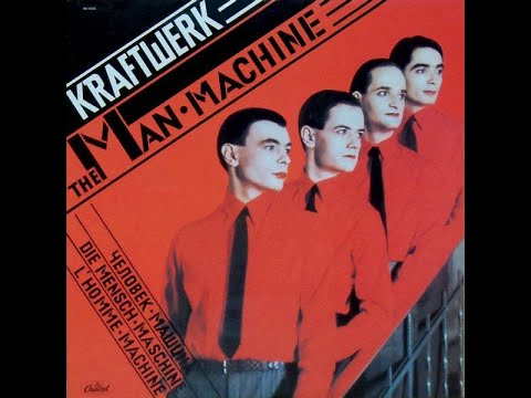 Kraftwerk – The Man-Machine