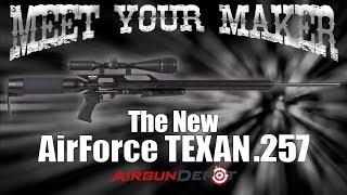 AirForce Texan .257