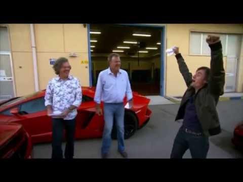 Top Gear tribute
