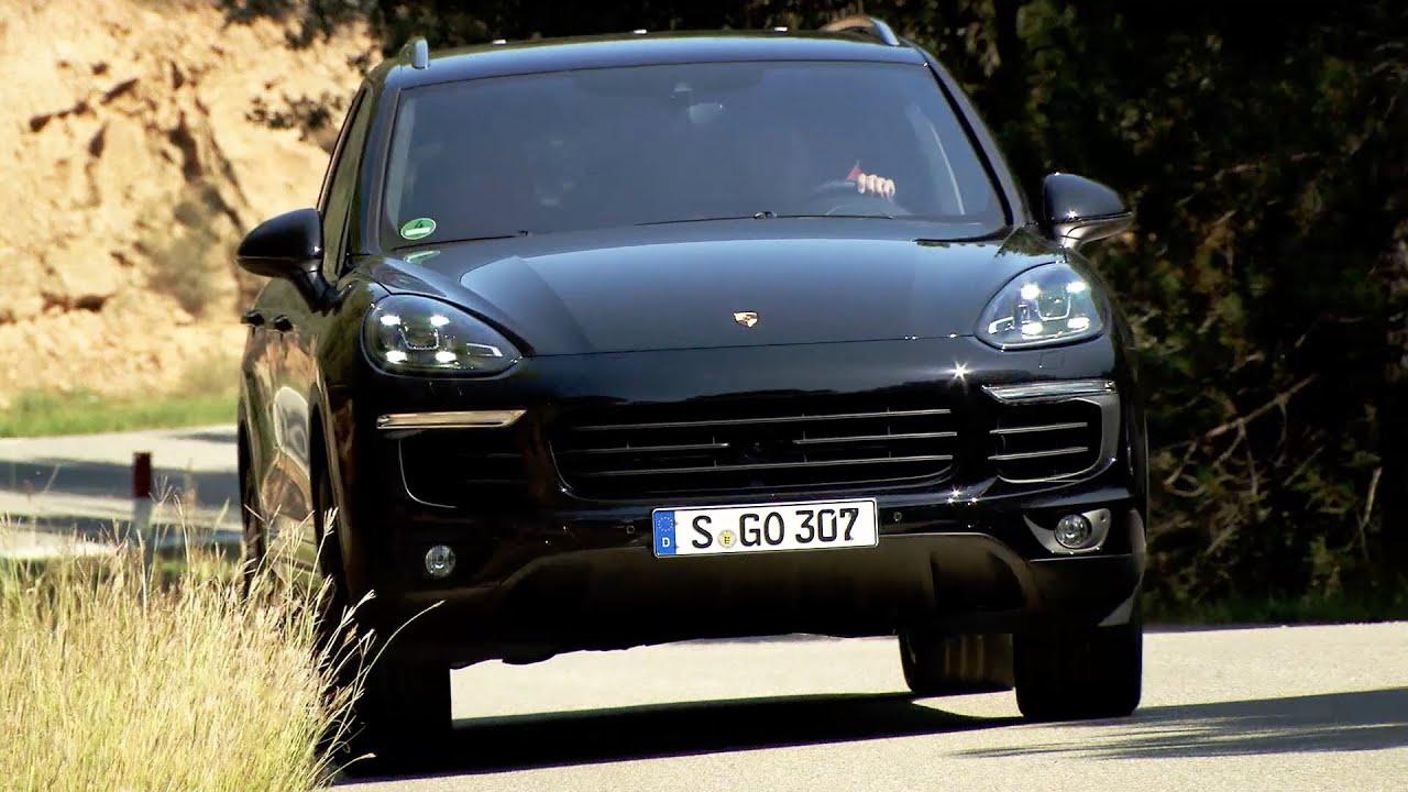 Porsche Cayenne S Diesel 2015 Youtube