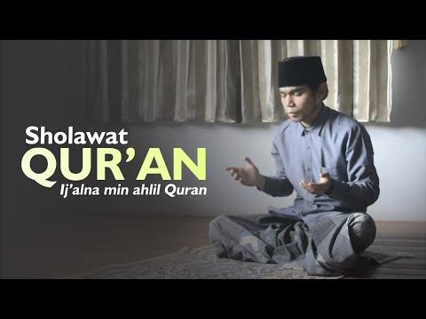 Sholawat Al Quran Quot Ij Alna Min Ahlil Quran Quot Achmad Gulam Waladi