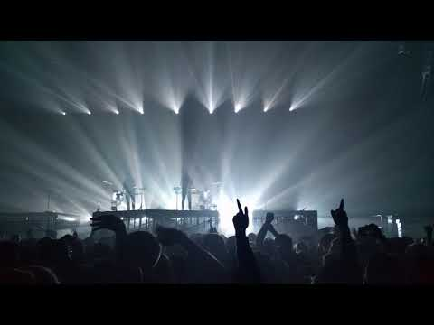 Odesza Meridian  at Valley View Casino Center Oct 19 2017