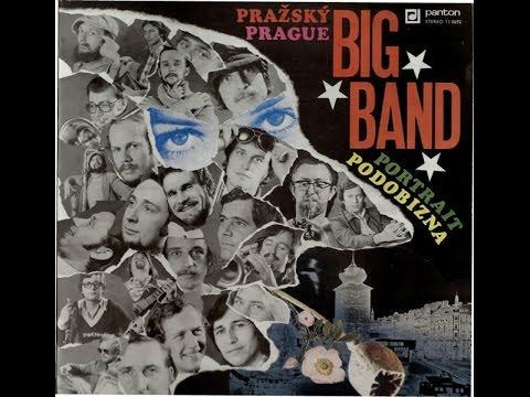 Prague Big Band - Portrait (FULL ALBUM, jazz-funk, Czechoslovakia, 1978)