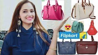 Unboxing Flipkart Affordable Handbags,FlipkartHighratingHandbags Flipkart sale[online review