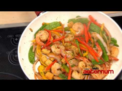 Aeternum Cookware by Bialetti Demo Video HD