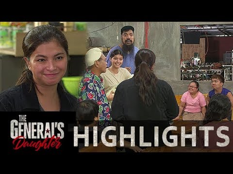 Rhian Bonds With Her New Friends | The General's Daughter
