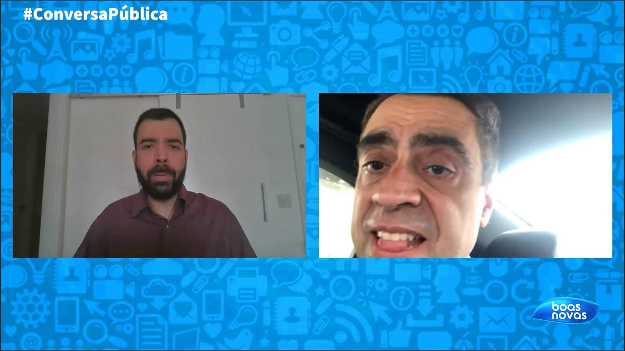 Dr. Alcides Branco fala sobre a cirurgia metabólica no Programa Conversa Pública