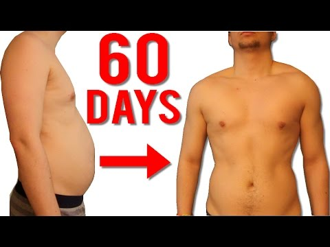 60 Minutes of Exercise For 60 Days | Weight Loss Body Transformation Challenge