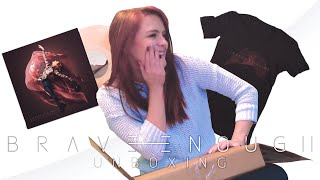 Lindsey Stirling BRAVE ENOUGH Deluxe Bundle Unboxing!