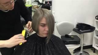 Базовое обучение на парикмахера в школе ШТЭРН, Екатеринбург.