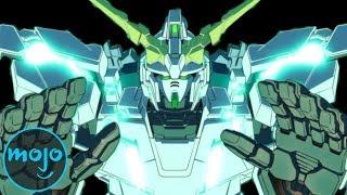Top 10 Overpowered Anime Mecha