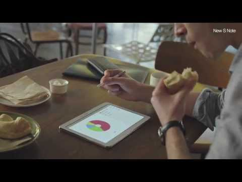 Samsung Galaxy Note 10.1 2014 Edition - TV Ad