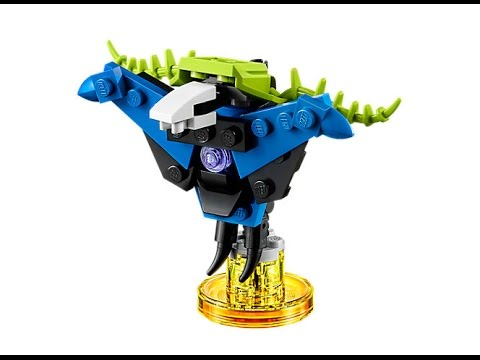 Swooping Evil How To Build Lego Dimensions 71257 Youtube