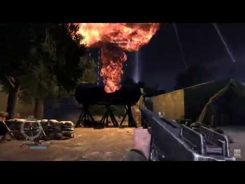 Operation Avalanche - The Show - Allied Invasion of Italy - Medal of Honor Airborne Gameplay HD