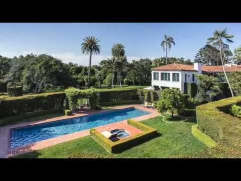 HOT SPRINGS RD, SANTA BARBARA, CA 93108 House For Sale