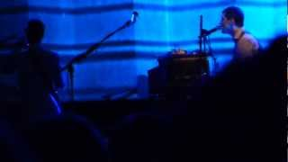 MUTEMATH 34 Clipping 34 live at the Tabernacle March