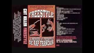 Cut Killer  Mixtape Freestyle - La Première K7 Freestyle De Rap - Face B