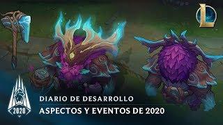 Aspectos y eventos de la temporada 2020 | Diario de desarrollo - League of Legends