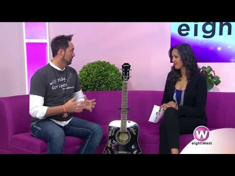 Bid on a Celebrity Guitar - Feed Hungry Kids || WOOD TV 8 - May 21, 2015