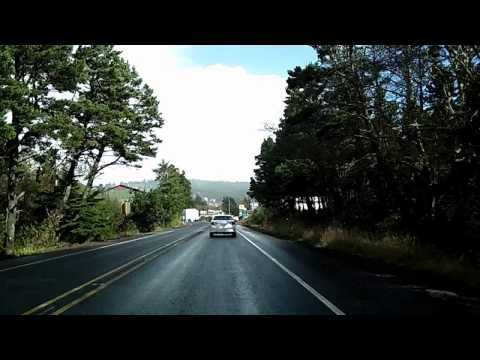 Oregon Highway 101 Newport To Lincoln City Time Lapse Pacific Coast Drive