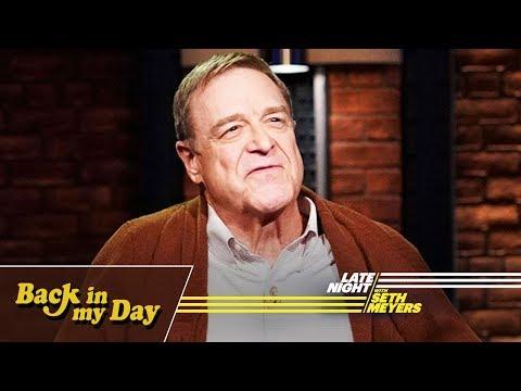 Back in My Day with John Goodman: Popeyes' Chicken Sandwich, Disney's Streaming Service