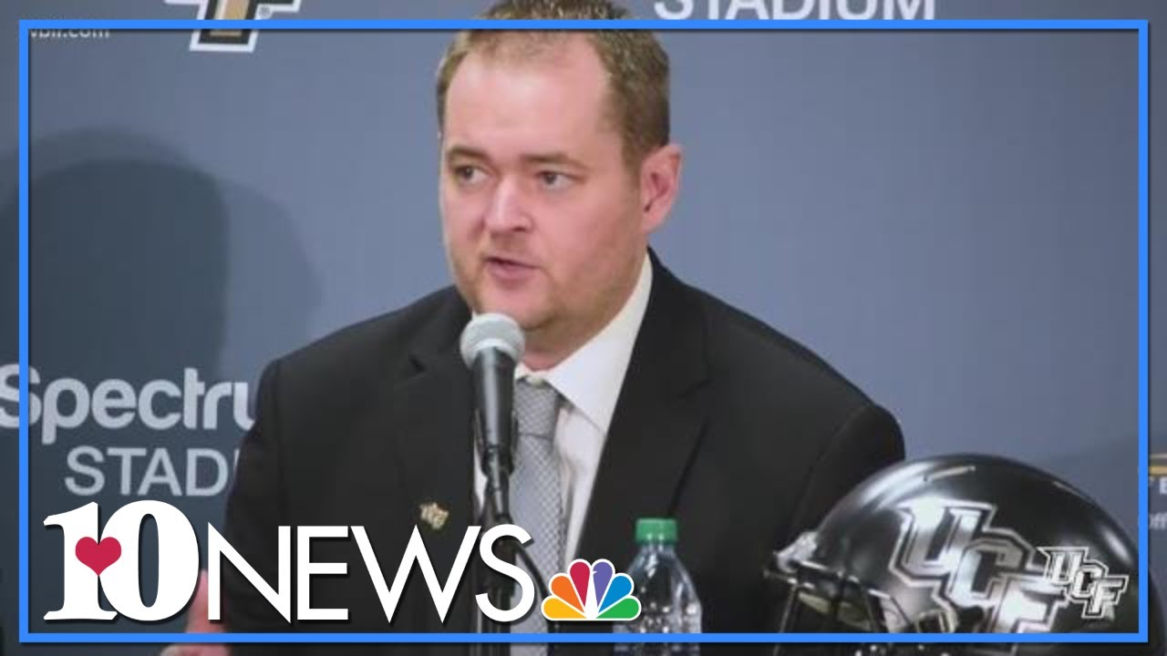 Tennessee hires Central Florida's Josh Heupel as new head coach