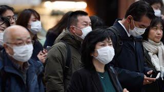 Virus Is Trending Bad in Japan, Says Temple University's Kingston