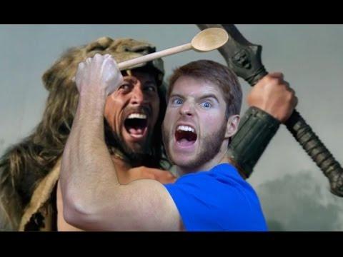 Hercules ( Dwayne Johnson) Movie Review