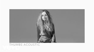 Sabrina Carpenter - Thumbs (Acoustic/Audio Only)