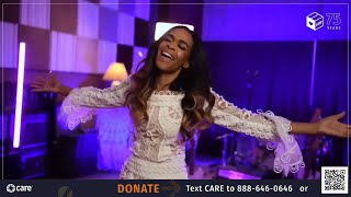 Michelle Williams sings Get Here (An Evening with CARE)
