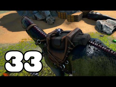 EL DINOSAURIO MÁS GRANDE!! ARK: Survival Evolved #33