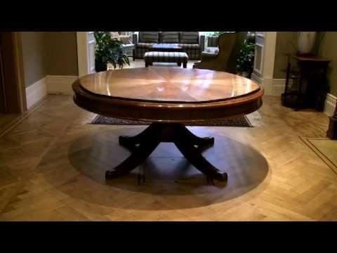 Zajebisty Stol Elektrycznie Rozkładany Stół Youtube