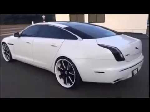 top 2 jaguar xj 39 s black and gold or white and black youtube. Black Bedroom Furniture Sets. Home Design Ideas